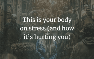 This is your body on stress (and how it's hurting you)