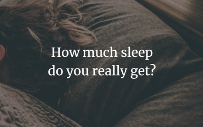How much sleep do you really get?