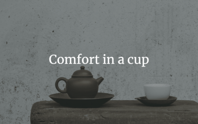 Comfort in a cup