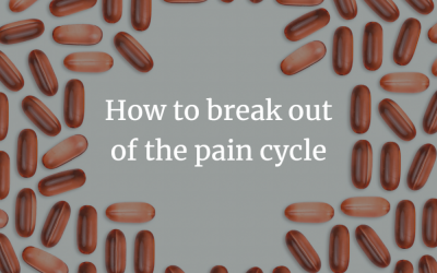 How to break out of the pain cycle