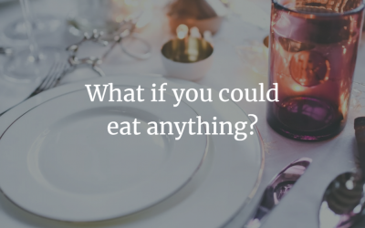 What if you could eat anything?
