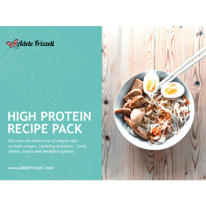 Protein Recipe Pack